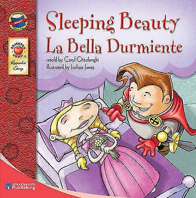 1 of 1 - Very Good, Sleeping Beauty/La Bella Durmiente (Brighter Child: Keepsake Stories