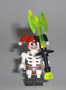 - Minifig Figur Ninja Schatzgräber Skelett 70592 70592 Krazi LEGO Ninjago