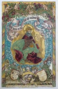 SCHEDEL-WELTCHRONIK-BLATT-EPITOMA-OPERUM-GOTTVATER-GODFATHER-KOBERGER-1493