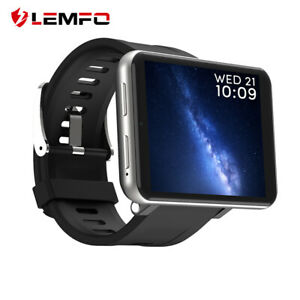 Lemfo-LEMT-smart-watch-GPS-4G-WiFi-Etanche-3-32G-Android-7-1-for-Huawei-iPhone