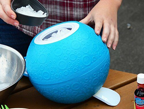 Yaylabs Homemade SoftShell Ball Ice Cream Maker Holds 1 Quart  w  Recipe Booklet  the latest models