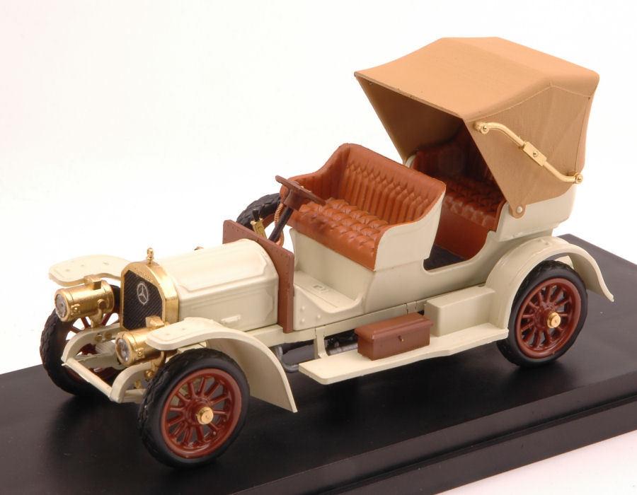 Mercedes simplex 1902 blanco 1 43 Model rio4469 río
