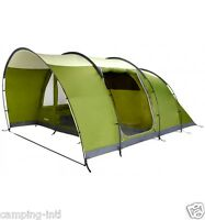 Vango Padstow 500 Tent Package - Inc. Footprint & Carpet - 2017