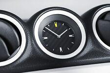 NEW Genuine Suzuki VITARA Dash board Carbon Clock CHROME BEZEL 990E0-54P79-CRO