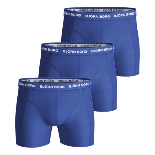 Björn Borg Messieurs Sammy Shorts Boxer Short Bleu Nouveau