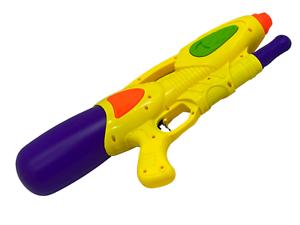 Water Gun Pistols 19,24,32,45cm Super Shot Soakers Wet Gun Kids Beach Toys UK
