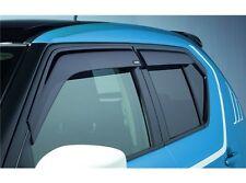 Deflettori anti pioggia e vento per Suzuki Ignis 2017