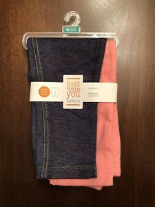 Bottoms Modest Nwt Just One You Carters 2 Pack Pants Size 18m