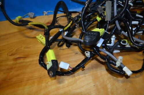2014 Scion FR-S Automatic Main Interior Wire Harness OEM FRS 14