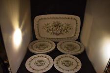 VINTAGE Villeroy & Boch servizio piatto piatti dessert Plate x4 x2 piastre di piccole dimensioni