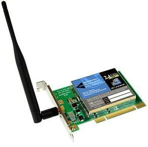 NEW DRIVERS: LINKSYS PCI WMP54G