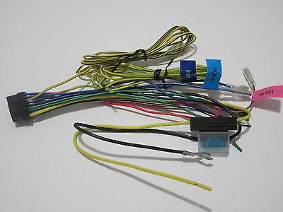 Alpine    IVAD105    Wire       Harness    new B   eBay