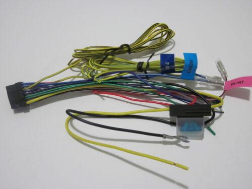 Alpine IVA-W203 Wire Harness new B