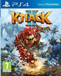 Knack-2-PS4-Neuf-Scelle