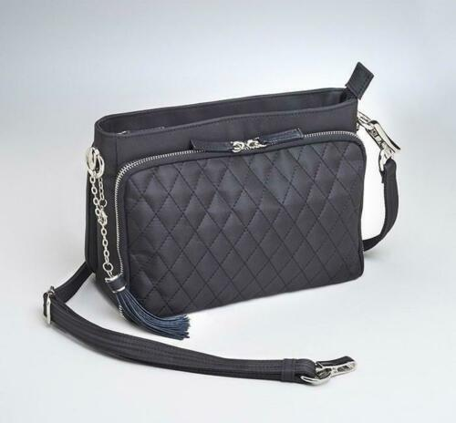 CCW Handbag Concealed Carry Gun Tote/'n Mamas Black Quilted Purse