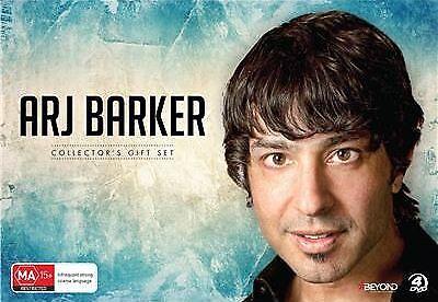 1 of 1 - Arj Barker Collectors Gift Set (DVD, 2014, 4-Disc Set) New Region 4