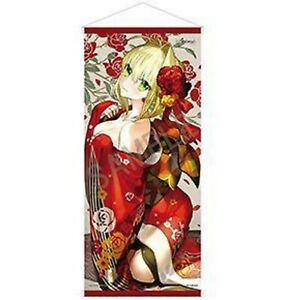 Fate-Extella-game-shop-limited-nero-claudius-kimono-cos-tapestry-wadaaruko-art