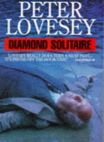 1 of 1 - Diamond Solitaire (Peter Diamond Mystery),Peter Lovesey