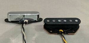 GHOST-WINDERS-USA-CUSTOM-SHOP-1951-BLACKGUARD-TELE-PICKUPS-A3-FITS-FENDER-TELE