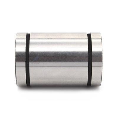 2 pcs LM8UU 8mm 8x15x24mm Linear Ball Bearing Bush Bushing 8mmx15mmx24mm