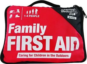 Adventure Medical Family First Aid Medical Kit 1-4 People/Days Camping Hiking