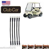 Club Car Ds 48 Volt Golf Cart 2 Gauge Battery Cable Kit (5)