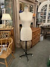 Vintage Saks 5th Avenue Size 10 Model 1989 Womens Dress Form Tailoring Couture