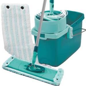 leifheit clean twist system evo xl set bodenwischer wischbezug micro duo neu ebay. Black Bedroom Furniture Sets. Home Design Ideas