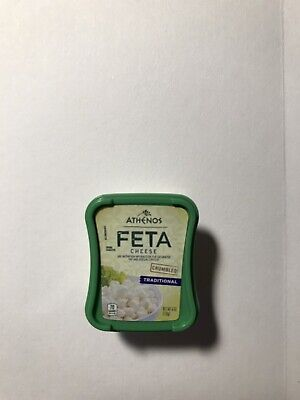 Mini Brands Series 2 Athenos Feta Cheese Collectible Miniature