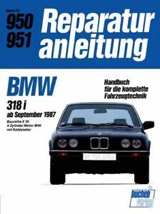 Automobilia Auto & Motorrad: Teile Ordentlich Bmw E21 315 316 318 318i 1977 Bis 1982 Buch Reparaturanleitung B718 Handbuch Ovp