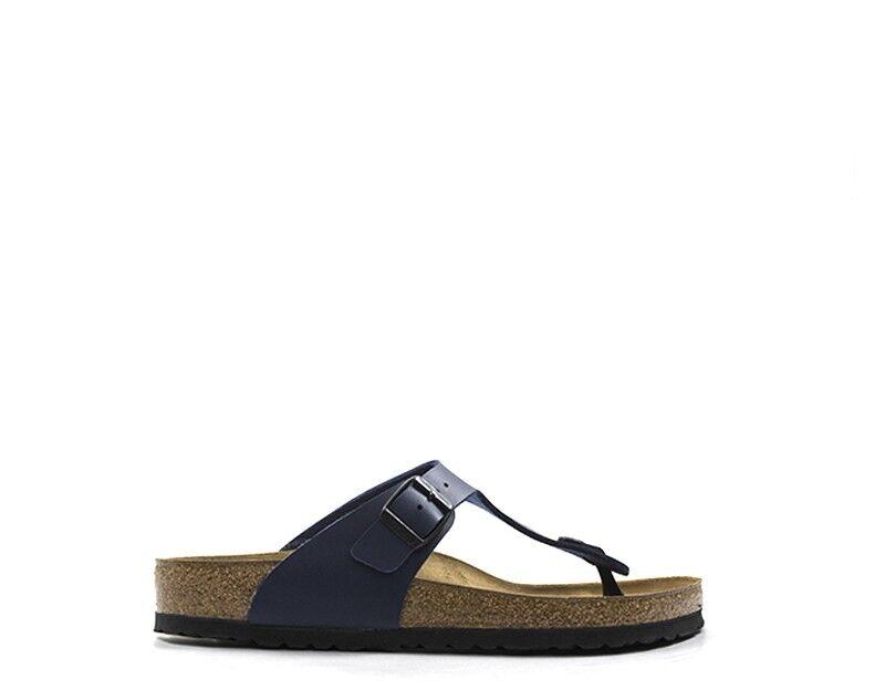 Sandali e scarpe per il mare da uomo Scarpe BIRKENSTOCK Uomo BLU  143621