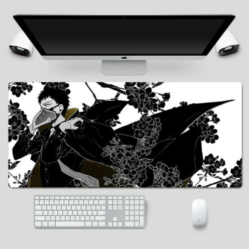 Hot Anime My Hero Academia オーバーホール Mouse Mat Mouse Pad Oversize Mat Gift 40*70cm