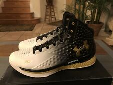 b3b45edef90e item 3 Under Armour UA Curry 1 SC 30 MVP Black White Metallic Gold  1258723-009 size 13 -Under Armour UA Curry 1 SC 30 MVP Black White Metallic  Gold ...