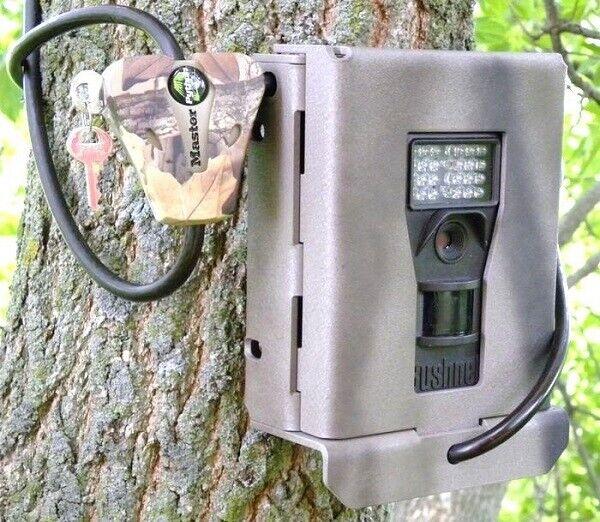 Maneta Caja Bushnell trofeo-Caja de seguridad de servicio pesado sólo