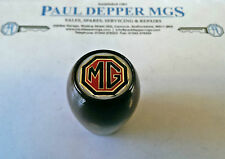MG MGB/ MGB GT Wooden Gearknob with MG Logo