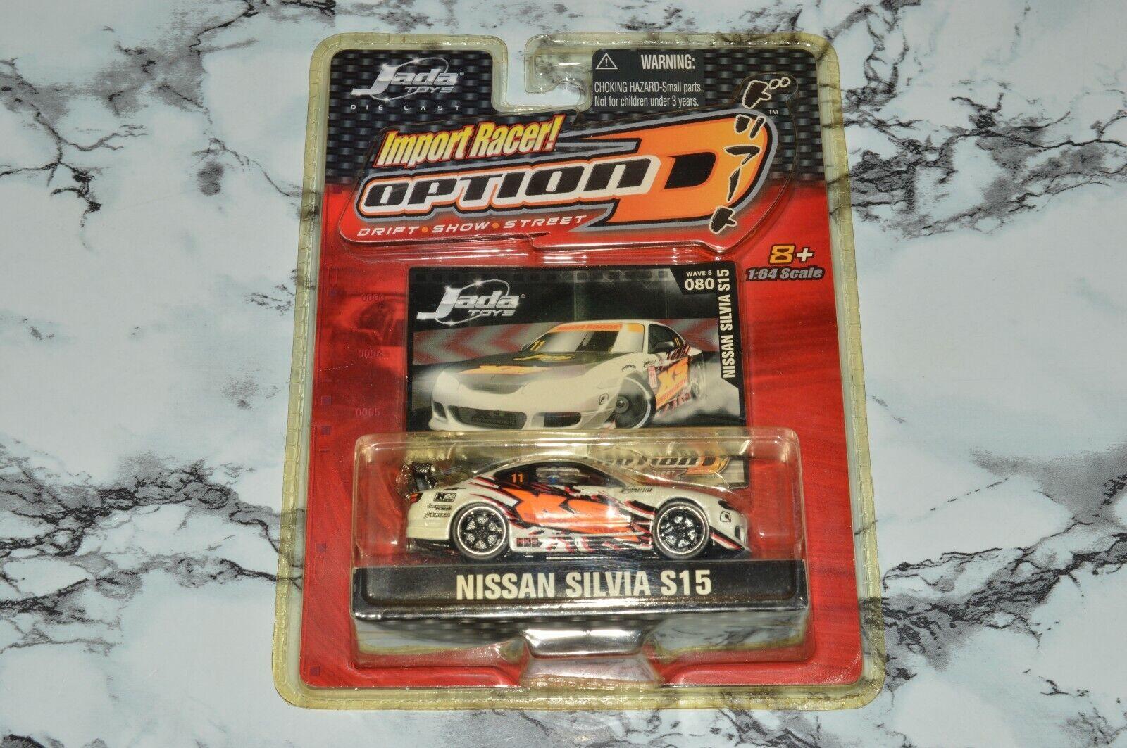 Rare Extreme Tuner Nissan Silvia S 15 Die Cast 1 12 For Sale Online Ebay