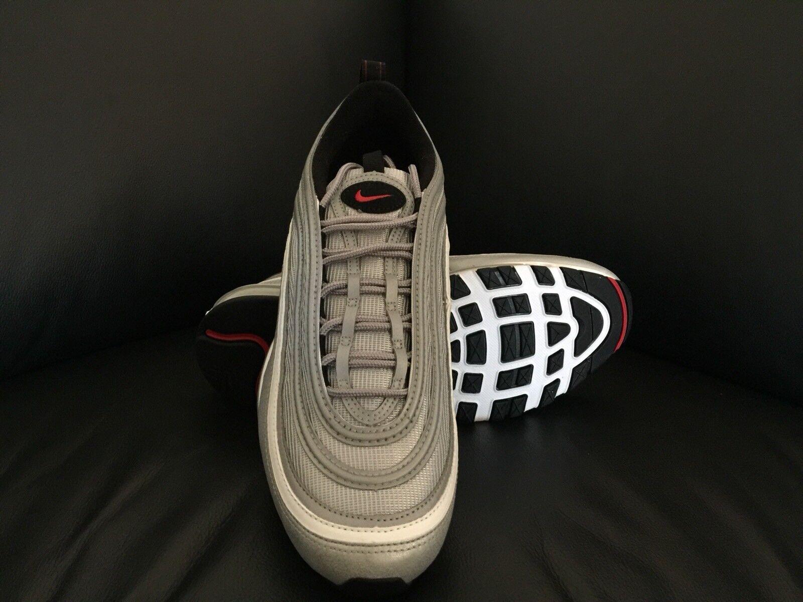 Nike Nike Nike Air Max 97, Silver Bullet, (884421-001), 10 US 45a27e