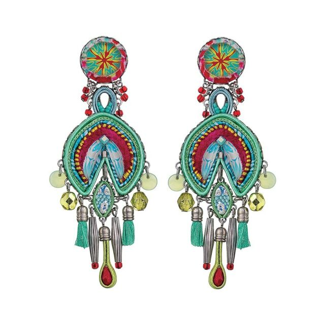 Ayala Bar Tahoe Stunning Limited Edition Earrings Hip Summer Collection 2018