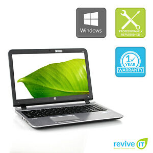 Details about Custom Build HP ProBook 450 G3 Laptop i5 Dual-Core Min  2 30GHz B v WCA