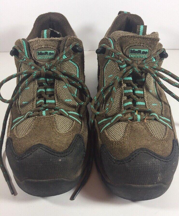 McRae Damens's Athletic Schuhe Steel Toe 6.5 M