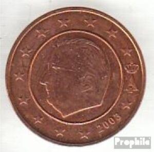 Belgien-B-3-2003-Stgl-unzirkuliert-2003-Kursmuenze-5-Cent