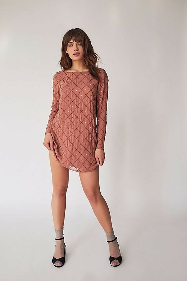 f0c1a45f1c Free People Dazzel Mini XS Dress Size nnnbht4362-Dresses - weibo ...