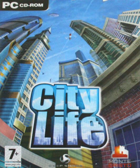 City Life (PC: Windows, 2006) - European Version