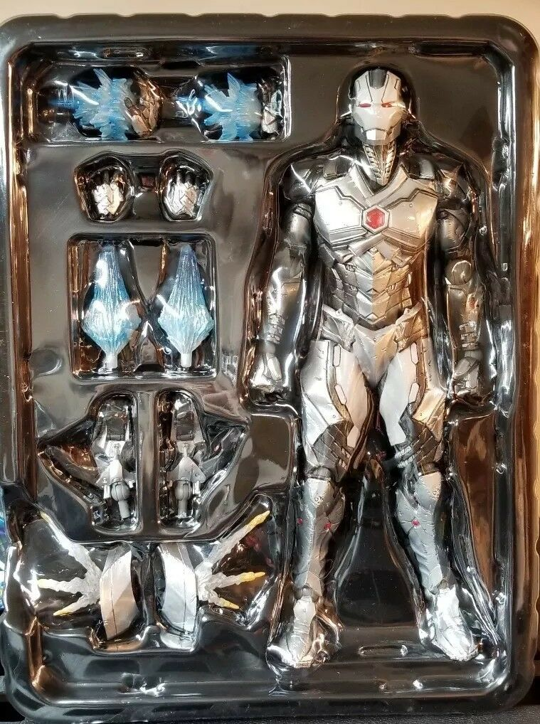 Marvel Variant PlayArts  Iron Man Limited Limited Limited color Version By Hitoshi Kondo 189b78