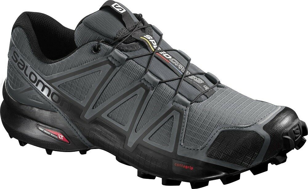 SALOMON Speedcross 4 L392253 Outdoor Trail Running Athletic Trainers shoes Mens