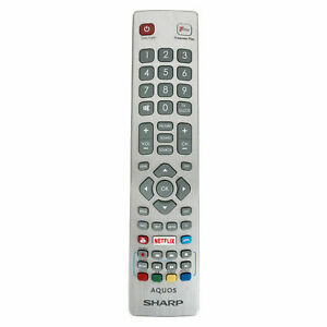 Genuine-SHARP-AQUOS-SHW-RMC-0121-Remote-SMART-LED-TV-YouTube-Netflix-RM-19