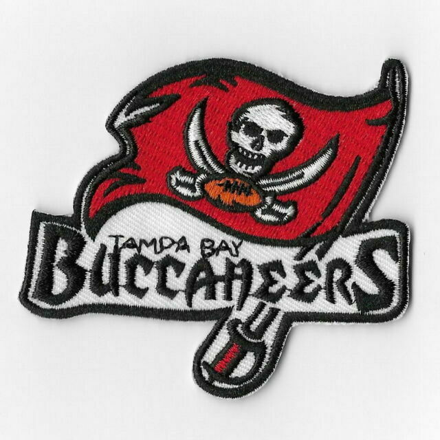 Tampa Bay iron on patch