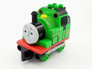 Lego-Duplo-Percy-Train-Engine-Thomas-The-Train-and-Friends-VGUC-From-Set-5556