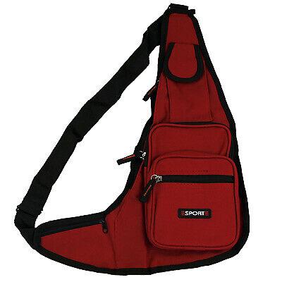 Bodybag Umhängetasche Brustbeutel Schultertasche Brusttasche Halfter Colt Tasche