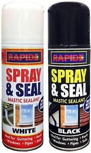 Spray Seal Mastic Pipe Gutter Roof